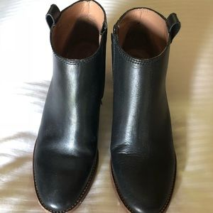 Madewell Billy Boots